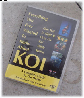 DVD Everything you wanted to know about Koi