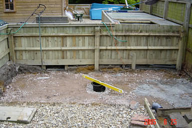 Koi pond construction how to build a perfect koi pond for Koi pond builders uk